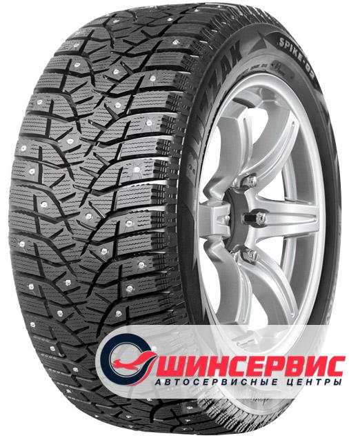 Bridgestone Blizzak SPIKE-02 245/45 R18 96T