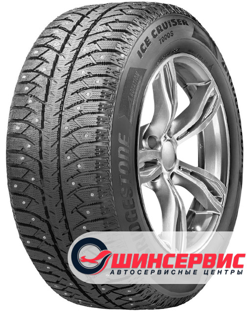 Bridgestone Ice Cruiser 7000S 205/55 R16 91T