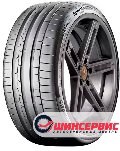 Continental SportContact 6 295/40 R20 110Y