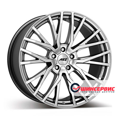 AEZ Panama High Gloss R19 / 8J PCD 5x108 ЕТ 40 ЦО 63.4