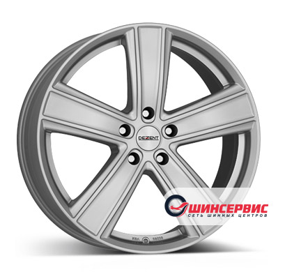 Dezent TH R19 / 8.5J PCD 5x112 ЕТ 50 ЦО 70.1