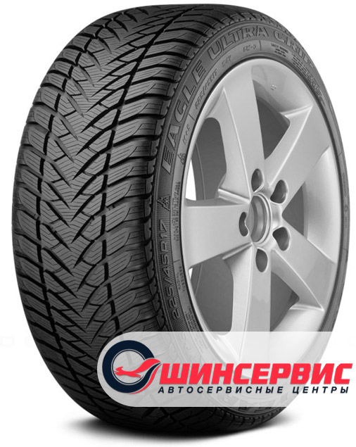 Goodyear Eagle UltraGrip GW-3 RunFlat