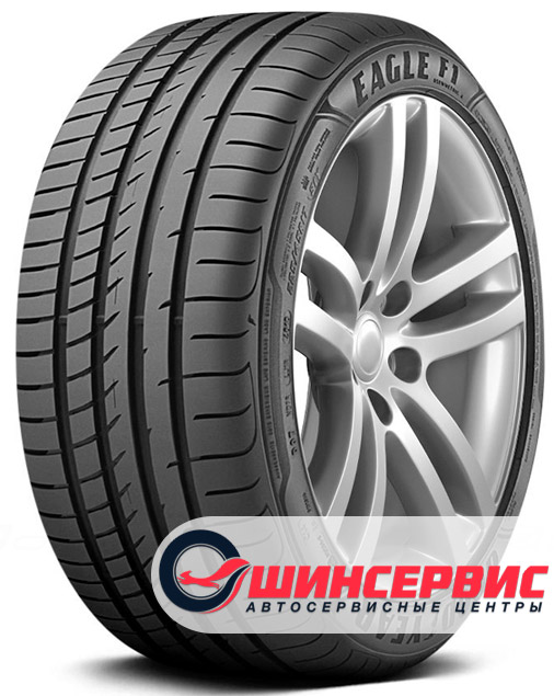 Goodyear Eagle F1 Asymmetric 5 SoundComfort