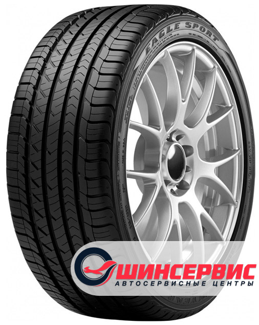 Goodyear Eagle Sport All-Season Run Flat