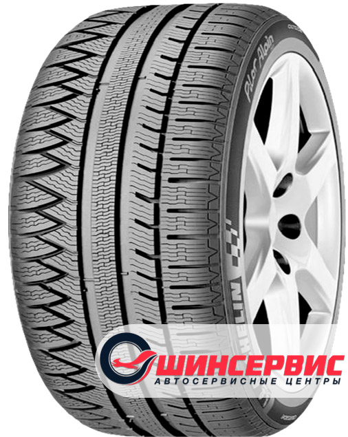 Michelin Pilot Alpin 3 N0