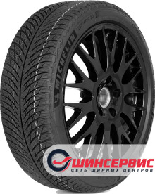 Michelin Pilot Alpin 5 ZP