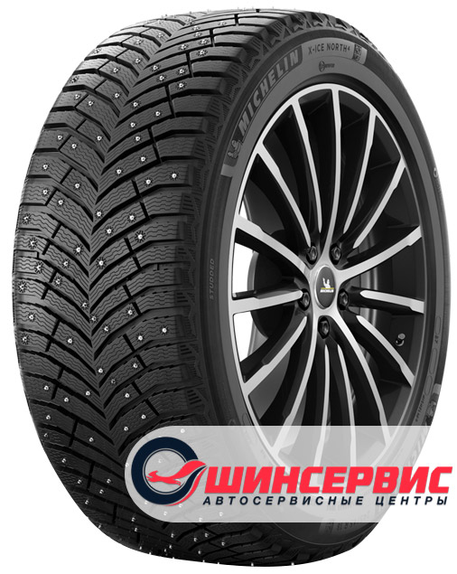Michelin X-Ice North 4 215/55 R18 99T